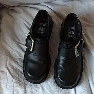 90's vintage Bed Stu loafers